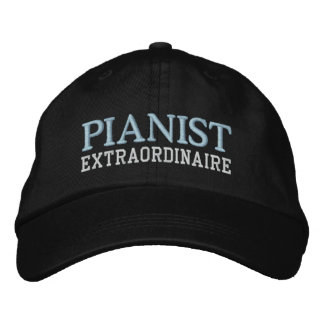 Pianist Extraordinaire Hat