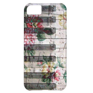 pianist keyboard girly vintage music Case-Mate iPhone case