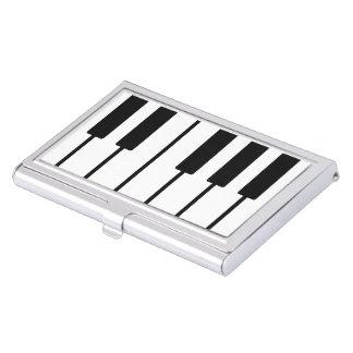 Pianist Piano Keys Card Holder