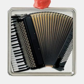 Piano Accordion Metal Ornament