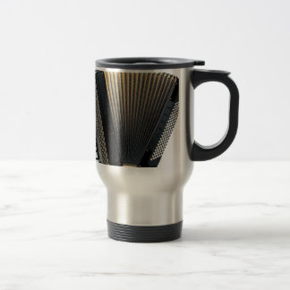 Piano Accordion Travel Mug