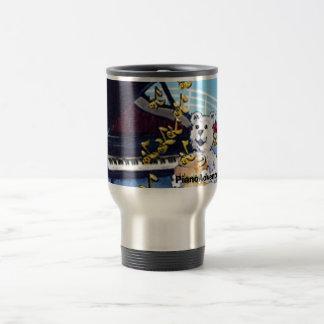 Piano Adventure Bears Insulated Mug