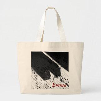 Piano Book Bag Gift
