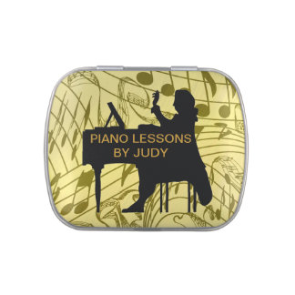 PIANO-CANDY TIN