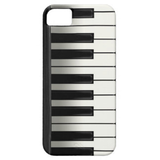 Piano Case For The iPhone 5