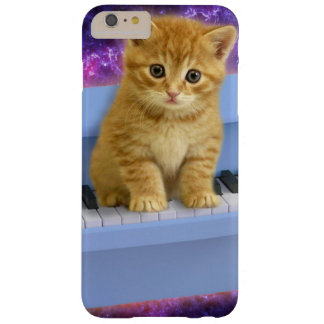 Piano cat barely there iPhone 6 plus case