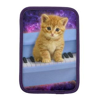 Piano cat iPad mini sleeve