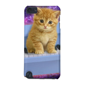 Piano cat iPod touch 5G cover