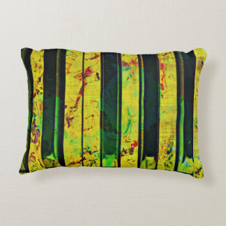 Piano Clef Style Decorative Pillow