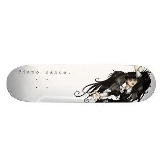 Piano Dance Skate Board Decks