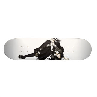 Piano Dance Skateboard Deck