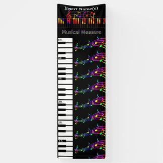 Piano Grow Chart Banner