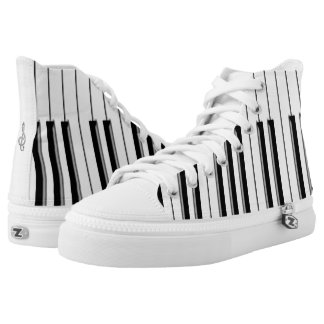 Piano High Tops