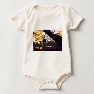 Piano In The Dark Baby Bodysuit