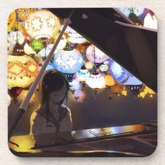 Piano In The Dark Coaster
