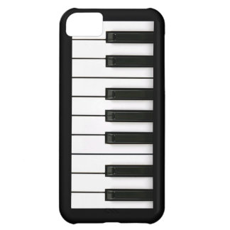 Piano instrument keys music songs sound instrument cover for iPhone 5C
