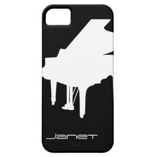 Piano iPhone 5 Cases