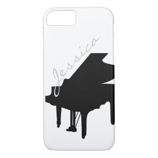 Piano iPhone 7 Case
