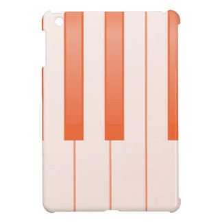 Piano Key Background iPad Mini Cover