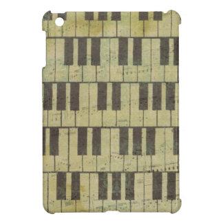 Piano Key Music Note iPad Mini Cases