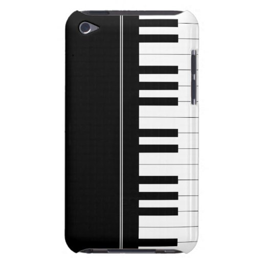 Piano keyboard iPod touch covers