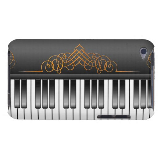 Piano Keyboard iPod Touch Cases