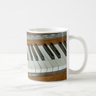 Piano Keyboard Coffee Mug