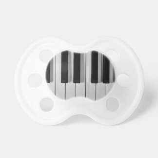 Piano Keyboard Custom Pacifier