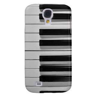 Piano Keyboard Custom Samsung Galaxy S4 Case