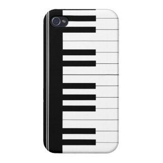 Piano keyboard iPhone 4/4S case