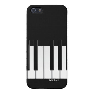Piano Keyboard iPhone Case iPhone 5/5S Covers