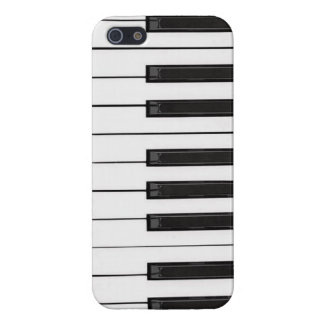Piano Keyboard Keys iPhone 5 Savvy Case iPhone 5/5S Cases