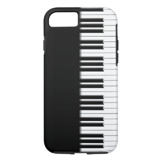 Piano Keyboard Keys iPhone 8/7 Case