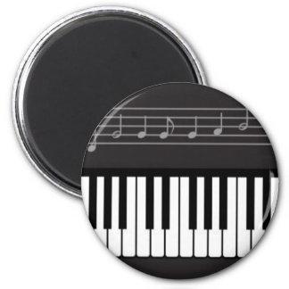Piano Keyboard Magnet