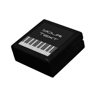 Piano Keyboard Small Gift Box
