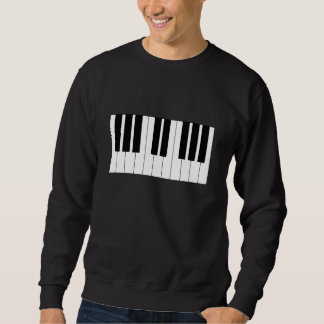 Piano  Keyboard Sweatshirt