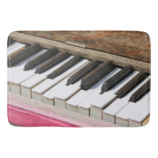Piano Keys 2 Bath Mat