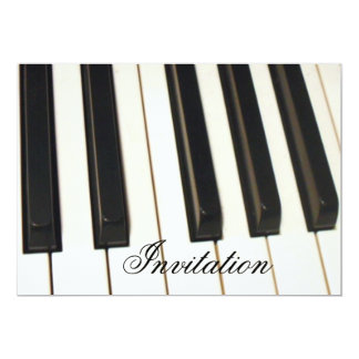 Piano Keys_ Card