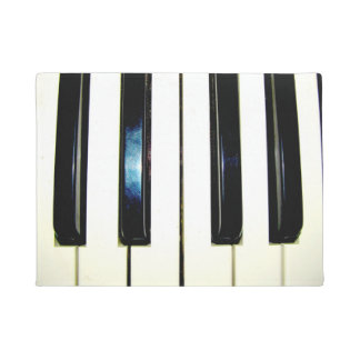 Piano Keys Door Mat