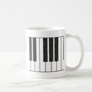 Piano Keys in the Key of Me! Coffee Mug