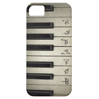 Piano Keys iPhone 5 Cover