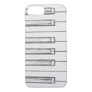 Piano Keys iPhone 7 Case