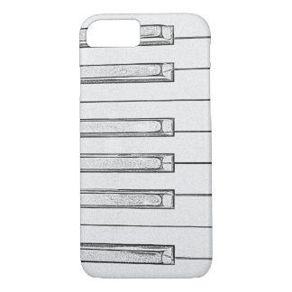 Piano Keys iPhone 8/7 Case