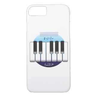 Piano Keys iPhone X Case