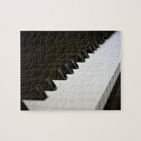 Piano Keys Jigsaw puzzle