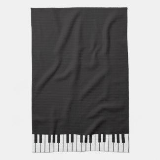 Piano Keys Kitchen Towel