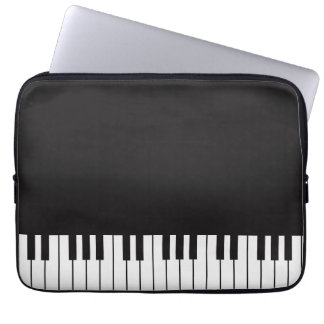 Piano Keys Laptop Sleeve