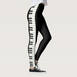 Piano Keys Leggings