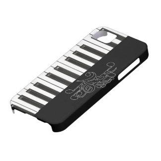 Piano Keys Music Case-Mate ID iPhone 5 Case
