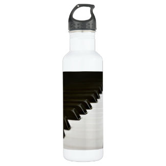 Piano Keys music lover 710 Ml Water Bottle